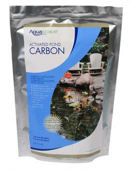 aquascape pond supplies activated pond carbon aquascape pond supplies