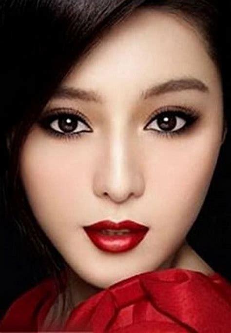 dramatic eye asian makeup schminkzeug
