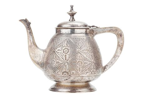 Solid Silver Teapot Buying Guide