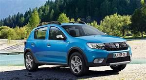 Nouvelle Dacia Sandero 2017 : nouvelle dacia sandero stepway ~ Gottalentnigeria.com Avis de Voitures