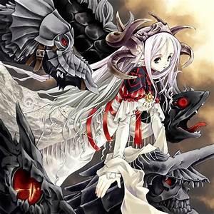 Dark Anime Warrior Girl | Anime Stuff | Pinterest