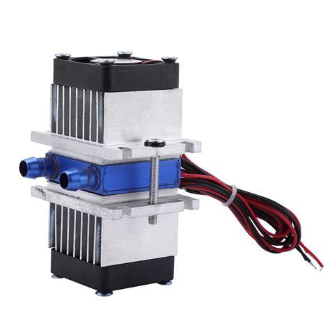diy thermoelectric peltier refrigeration tec  cooler