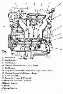 4 Cylinder Engine Diagram Wiring Diagram Operations