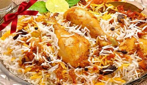 biryani indian cuisine chicken biryani most ordered food item in 2017