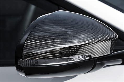 Jaguar F Type Carbon Fiber Side Mirror Cover