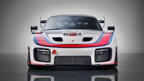 porsche  moby dick homage   classic racing
