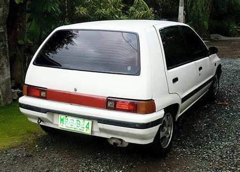 2000 Model Daihatsu Charade