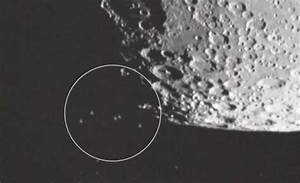 Massive UFO Fleet is hiding behind the Moon claims ...