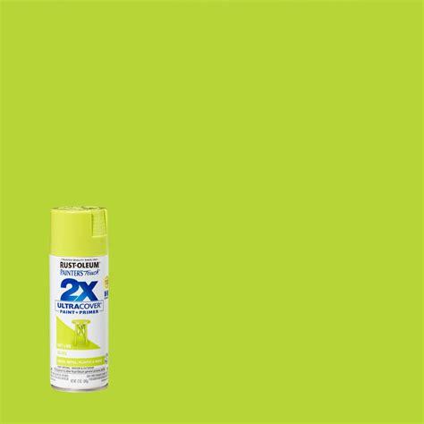 paint oleum rust lime spray touch 2x key purpose general painter oz gloss depot homedepot sku