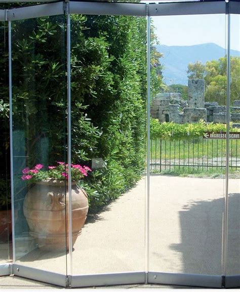 vetrate per verande vetrate a pacchetto pieghevoli e scorrevoli