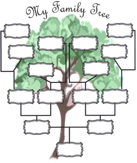 photo family tree template p s 119 amersfort school of social awareness family