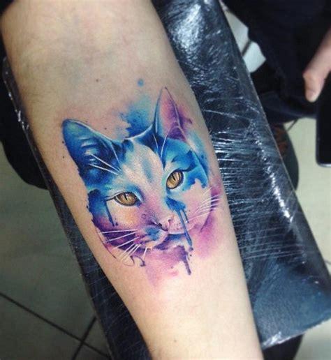 examples  cute cat tattoo neat tattoos