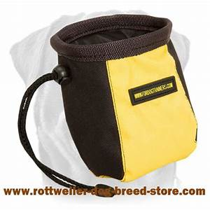 Dog training treat bag of water proof material te801018 for Dog proof material