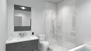 Photo Salle De Bain Moderne : design conception de salles de bain sur mesure ~ Premium-room.com Idées de Décoration