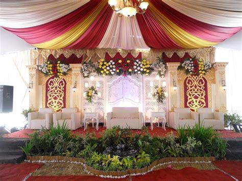 jual dekorasi pernikahan sederhana  lapak ratu ratuflorist