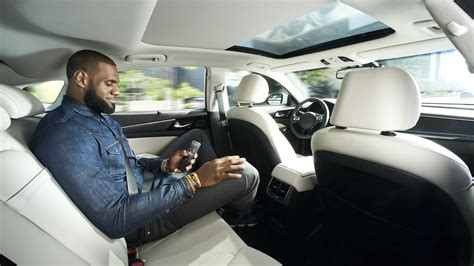 Can Lebron James Make Us Less Afraid Of Self-driving Cars