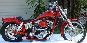 1976 Harley Davidson Shovelhead Hot Rod