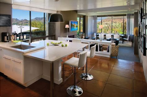 open kitchen dining living room ideas small open plan