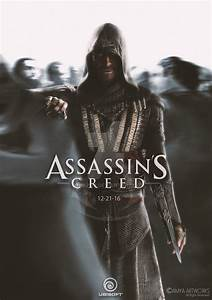 Assassin's Creed Movie Poster by Amia2172 on DeviantArt