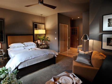 Bedroom Wall Ideas by Pictures Of Bedroom Wall Color Ideas From Hgtv Remodels Hgtv