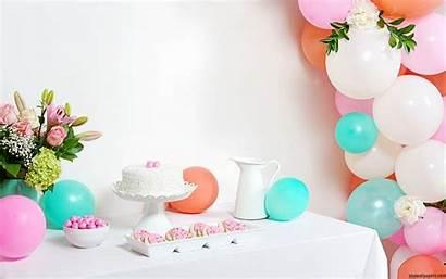 Birthday Party Wallpapers Desktop Background 4k Wide