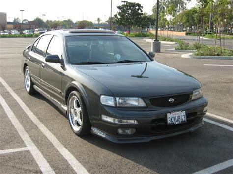 Gunmetalmaxima 1995 Nissan Maxima Specs, Photos