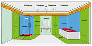 Elektroinstallation Im Haus : elektroinstallation installationszonen badezimmer ~ Lizthompson.info Haus und Dekorationen