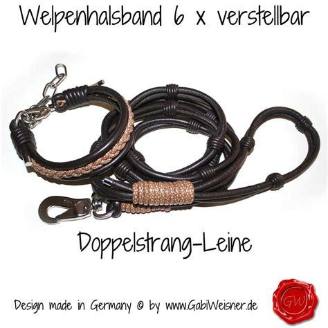 Halsband Leine Set Welpen