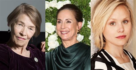 Glenda Jackson, Laurie Metcalf, and Alison Pill Open ...