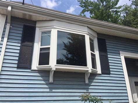 Bow To Bay Window Conversion Riverside Ri  United Better