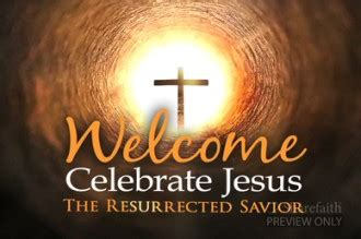 resurrection sunday video church motion graphics