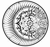 Coloring Pages Astrology Sagittarius Mandala Adult Autumn Stress Anti Drawings Astre Cercle Therapy Zodiac Capricorn Scorpio Coloriage Astrologie Gemini Printable sketch template