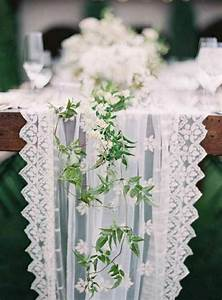 beaucoup de belles variantes pour votre chemin de table With affiche chambre bébé avec centre de table fleurs naturelles