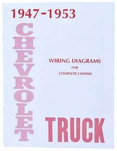 1953 Chevrolet Truck Parts
