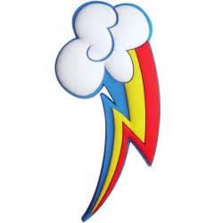 My Little Pony Rainbow Dash Cutie Mark