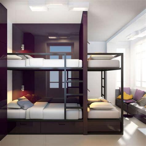 les plus belles chambres d hotel déco chambre et dortoir pas cher les bonnes idées côté