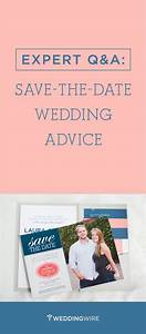 don39t know where to start with save the dates in your With wedding etiquette invitations save the date