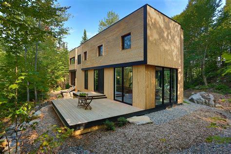 la maison dans la maison dans la for 202 t architecture bois magazine maisons bois construction
