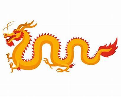 Dragon Chinese Vector Illustration Illustrations Clip China