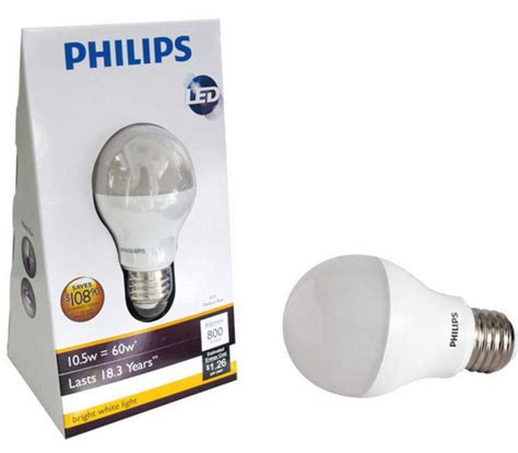 cost of led light bulbs philips starts a long anticipated led bulb price war for