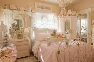 Schlafzimmer Vintage Style : der shabby chic stil kann einem den atem rauben ~ Michelbontemps.com Haus und Dekorationen