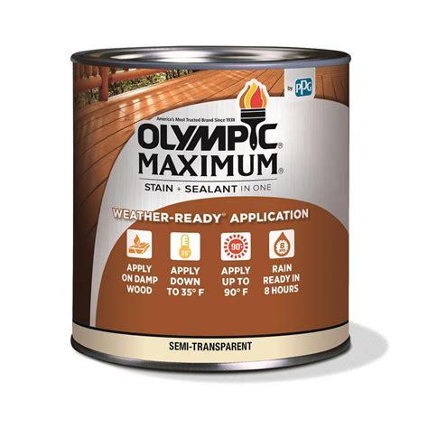 olympic maximum  oz neutral base semi transparent