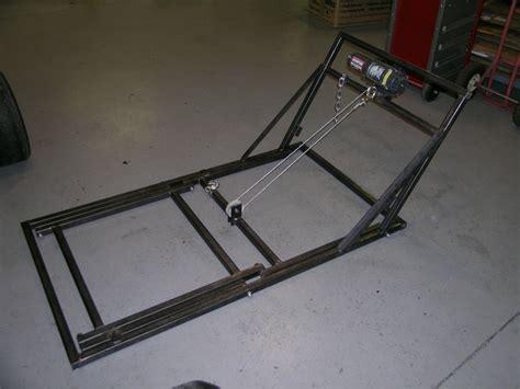 track jack portable pit lift miata turbo forum boost