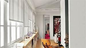 m6 deco couloir dco emission deco maison creteil ilot With awesome couleur pour couloir sombre 12 decorer un interieur avec un style art deco