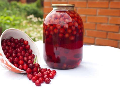 cerises 224 l eau de vie recette des bocaux de cerises 224 l