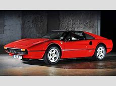 1982 Ferrari 308 GTS Wallpapers & HD Images WSupercars