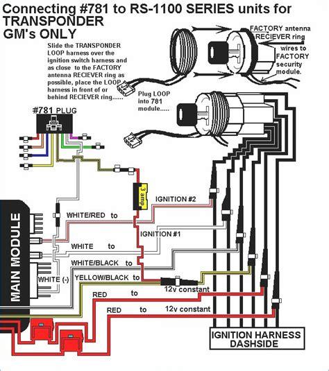 Avital Remote Start Wiring Diagram Download