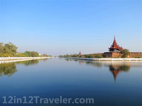 mandalay royal palace myanmar intraveler