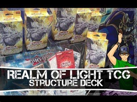 lightsworn structure deck strategy yugioh realm of light structure deck tcg lightsworn