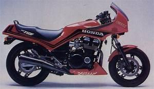 Honda Cbx750f Motorcycles